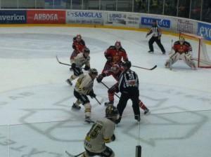 Almtuna (red) vs. AIK Stockholm