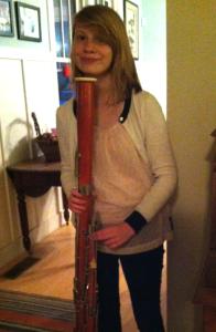 Bee bassoon