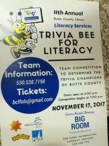 2017 Trivia Bee flyer_Nov 17