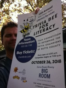 Trivia Bee poster 2018